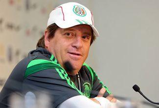 Alineación de México para enfrentar a Holanda