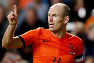 No habrá castigo para Robben, indica la FIFA