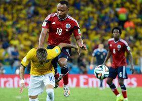 Brasil pide castigo para jugador que lesionó a Neymar