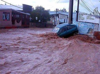 Fuertes lluvias en Nogales dejan daños por 40 mdp