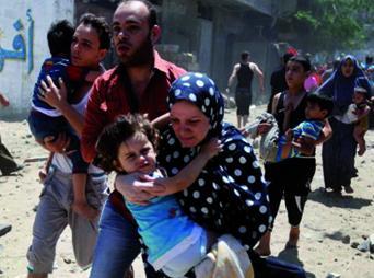 Al menos 27 personas murieron este jueves en diferentes ataques de las fuerzas armadas israelíes en Gaza, lo que eleva la cifra total de víctimas mortales a mil 395