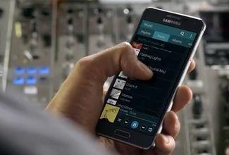 Samsung presenta el elegante Galaxy Alpha