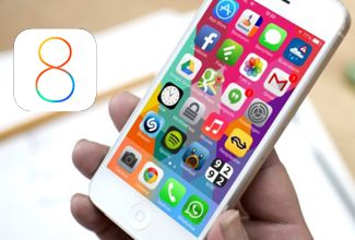 ¿Cómo actualizo mi iPhone a iOs 8?
