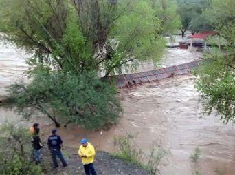 Declaran emergencia en 21 municipios de Sonora