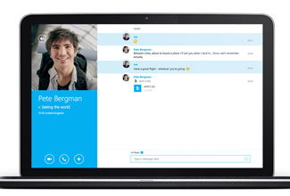 Tendrá Skype llamadas desde web