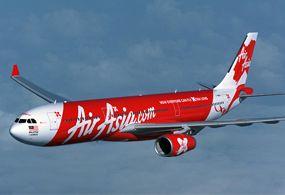 Avión de Air Asia desaparece de radares en Indonesia