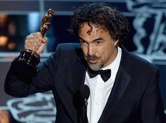 González Iñárritu gana Mejor Guión y Birdman Mejor Película