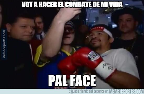 Los memes Mayweather vs Pacquiao