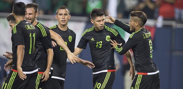 Resumen: Goles de México vs Cuba