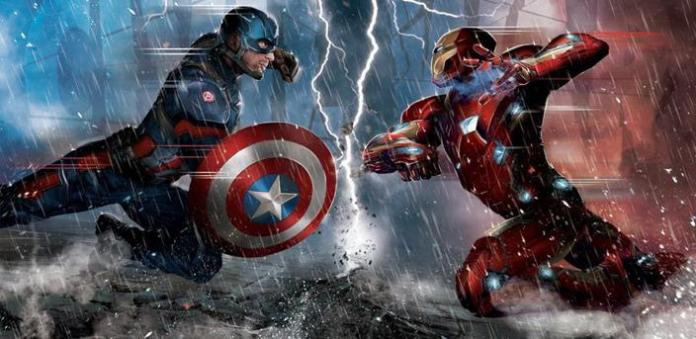 Así se dividirán los bandos de Capitán América: Civil War