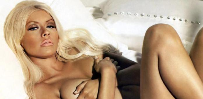 La sexy foto de Christina Aguilera en Instagram