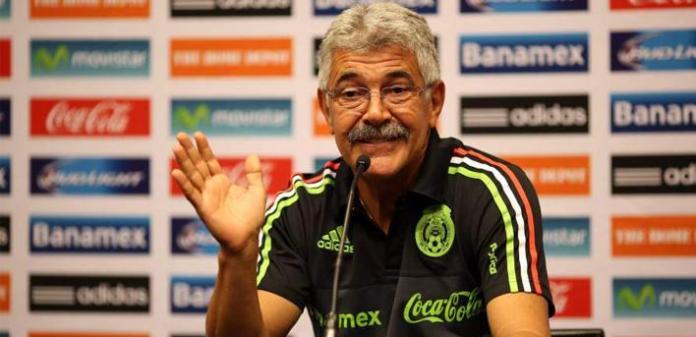 Tuca Ferriti dio a conocer los convocados de México para enfrentar a EU
