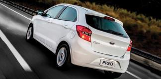 Figo, el nuevo auto de Ford