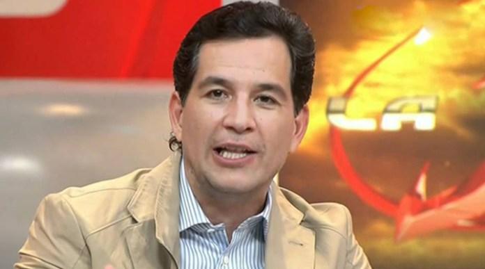 Javier Alarcón responde tras salida de Televisa
