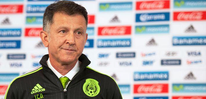 Lista de Convocados de la Selección Mexicana vs Senegal