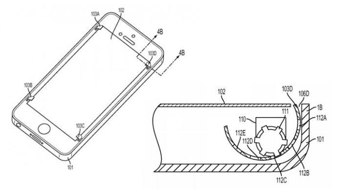 Apple intenta solucionar un problema que estoy seguro que a todos nos preocupa, proteger nuestras pantallas.