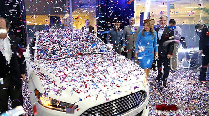 Producen el auto 5 millones en Ford Hermosillo