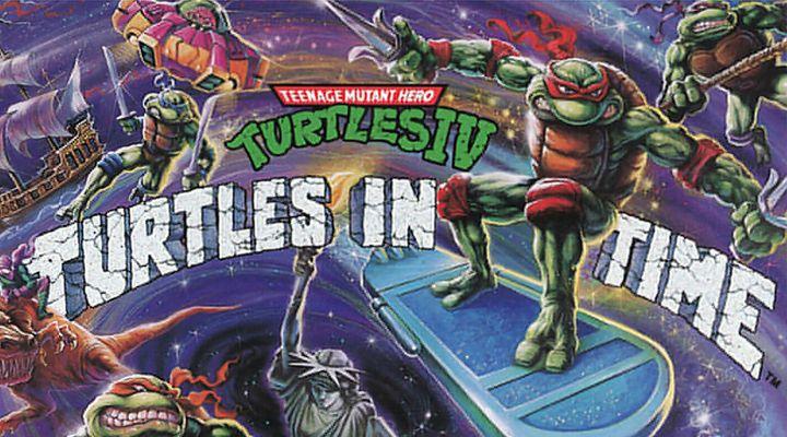 """Jugamos """"Tortugas Ninjas en el Tiempo"""" de SNES y esto pasó..."""
