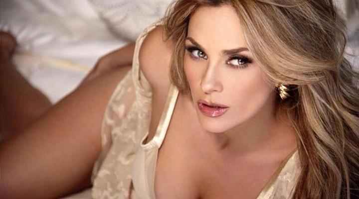 Foto: Aracely Arámbula en bikini
