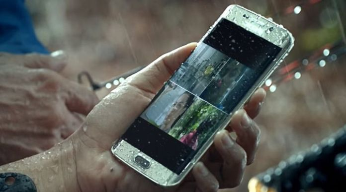 El Samsung Galaxy S7 será resistente al agua