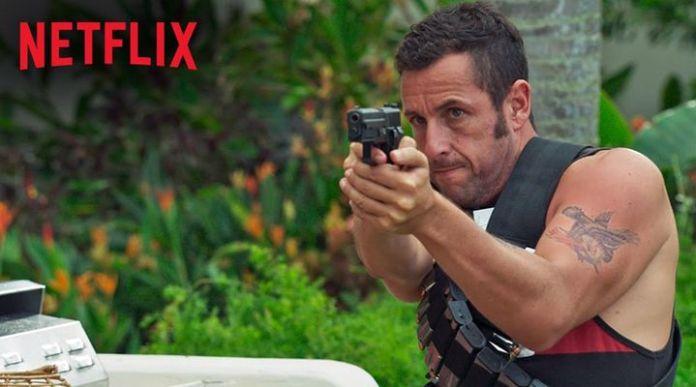 ¡WTF! Netflix y Adam Sandler lanzarán nueva película