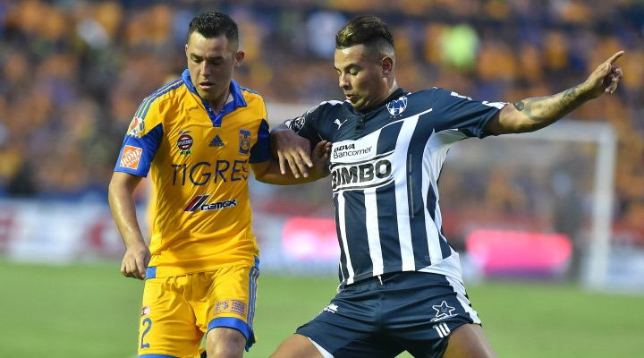 Resumen: Goles Tigres vs Monterrey