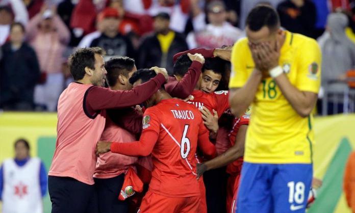 ¡Ridículo!: Brasil eliminado de la Copa América