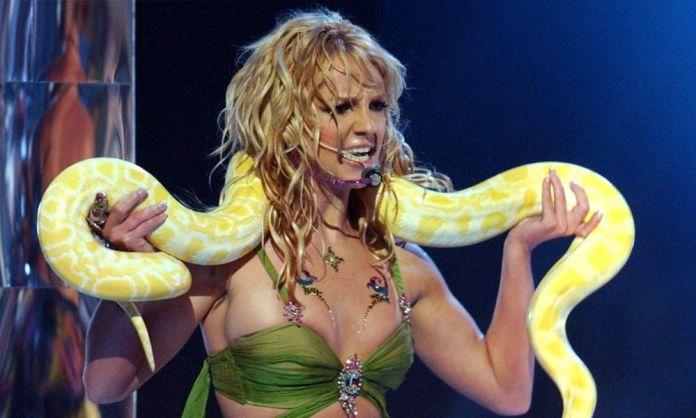 Britney Spears dice que fue