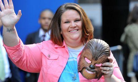 La mamá Chewbacca ha hecho un dineral con su fama
