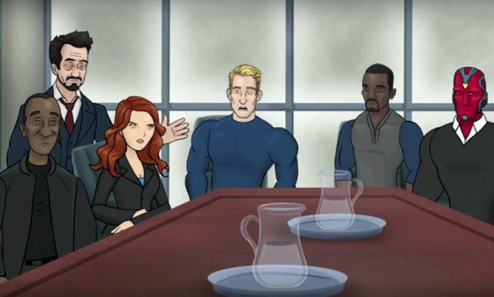 Así debió terminar Capitán América: Civil War