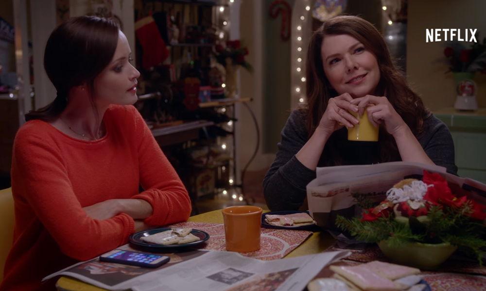 Netflix lanza el primer avance de nueva temporada de Gilmore Girls
