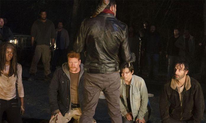 The Walking Dead Temporada 7, ¡Aquí está el primer avance!
