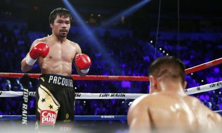 Repetición: Pacquiao vs Vargas