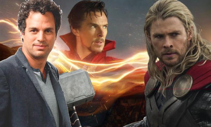 Hulk, Doctor Strange en Thor Ragnarok