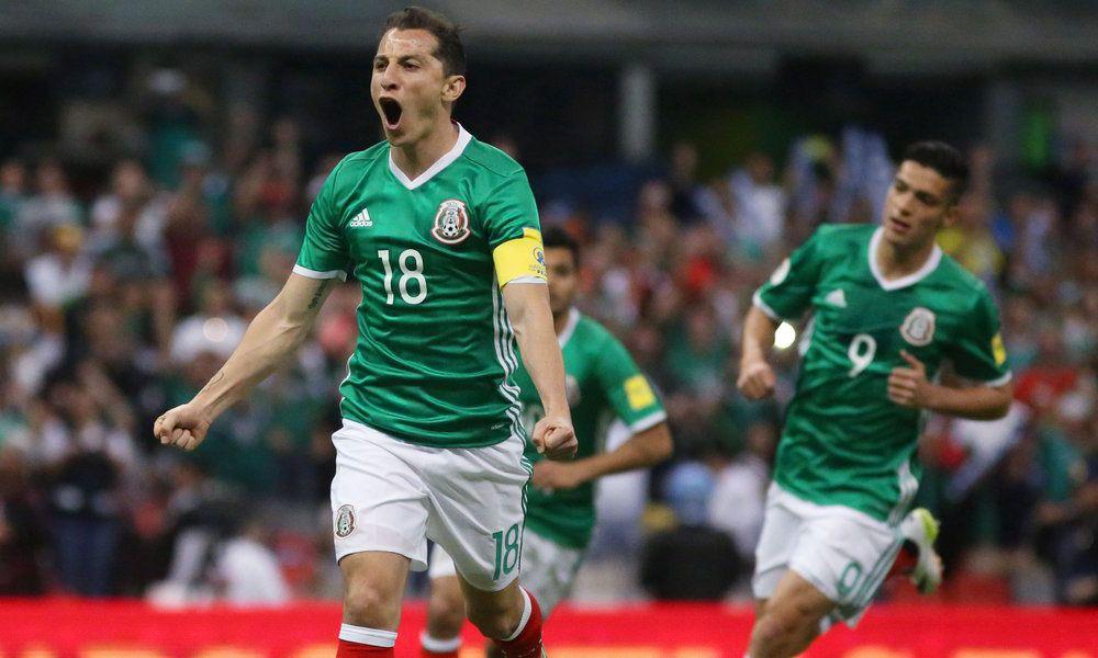 Esta sería la nueva playera de México 2017