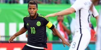 Convocados de México Copa Confederaciones