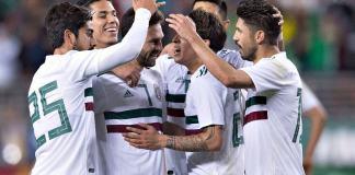 Goles de México vs Islandia