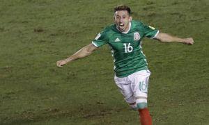 goles de México vs Trinidad y Tobago