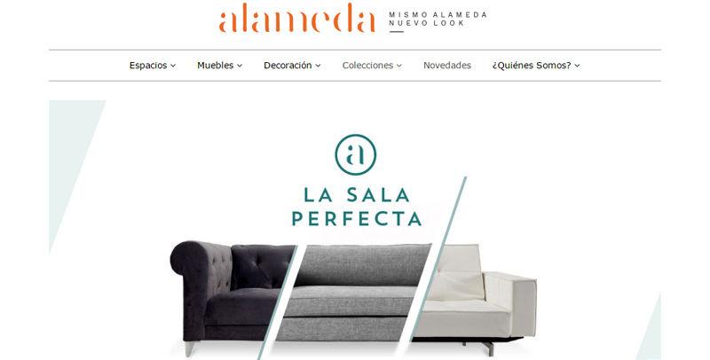 Paginas para comprar muebles por internet great comedor for Muebles por internet