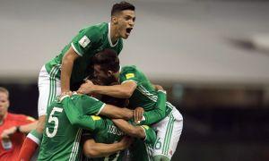 Resumen: Goles México vs Honduras 2017