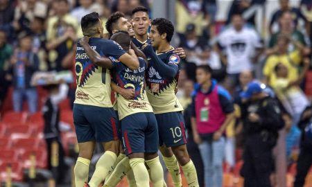 Goles del América vs Pumas 2017