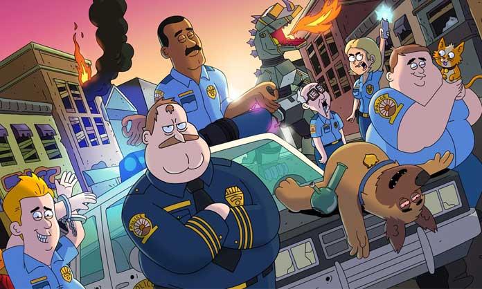 Caricaturas para adultos en Netflix
