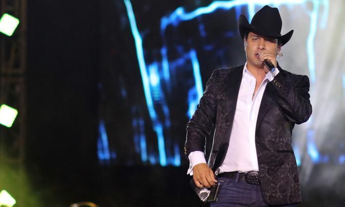 Concierto de Julión Álvarez en Hermosillo 2018
