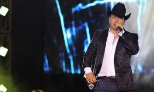 Concierto de Julión Álvarez en Hermosillo 2017