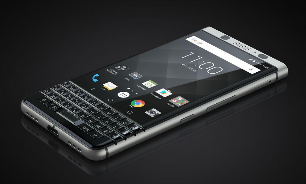 Especificaciones BlackBerry KEYone