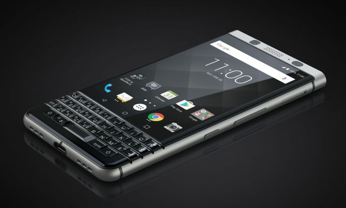 Especificaciones BlackBerry KEYone