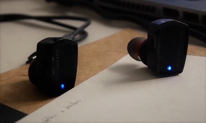 Energy earphones 6 true wireless manual