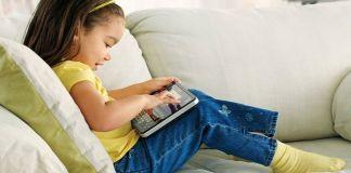 uso de tecnología en niños pequeños