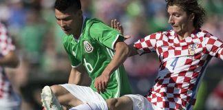 México vs Croacia: Opciones para ver en vivo el amistoso