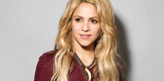 Shakira sin maquillaje